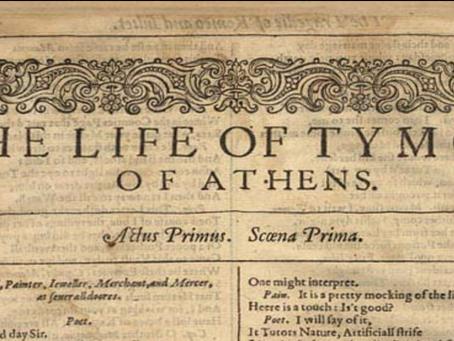 28. Timon of Athens