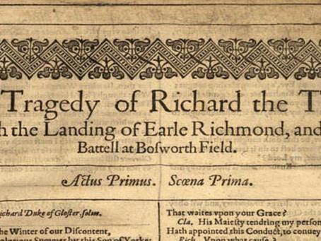 7. Richard III