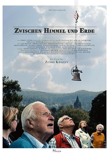 Zwischen Himmel und Erde Poster v.1.3 FI