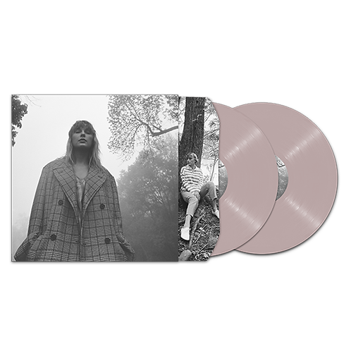 LP TAYLOR SWIFT - FOLKLORE (CLANDESTINE MEETINGS) EDITION DELUXE