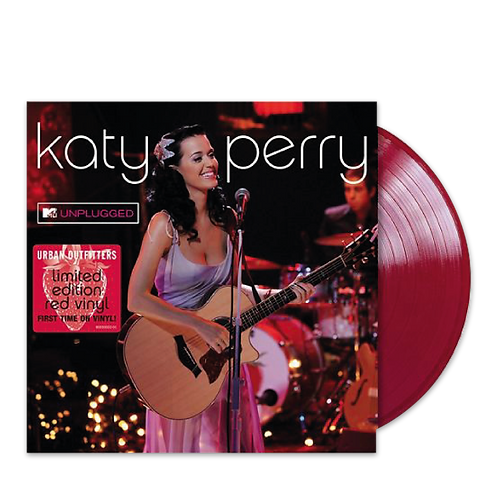 LP KATY PERRY - MTV UNPLUGGED