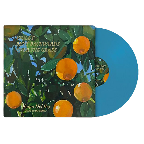 LP LANA DEL REY - VIOLET BENT BACKWARDS OVER THE GRASS (LIMITADO)