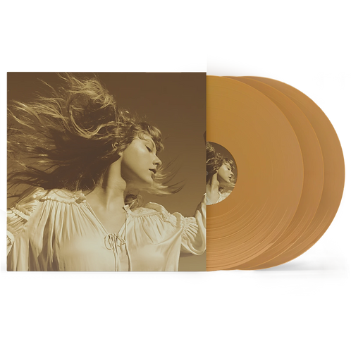 LP TAYLOR SWIFT - FEARLESS (TAYLOR´S VERSION) 3XLP