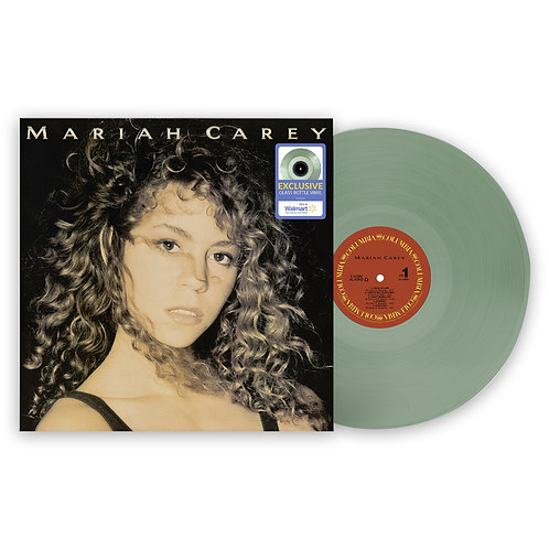 LP MARIAH CAREY - MARIAH CAREY WALMART EXCLUSIVE