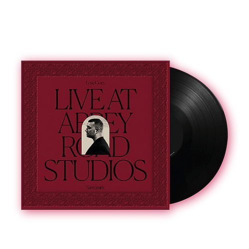 LP SAM SMITH - LIVE AT ABBEY ROAD STUDIOS