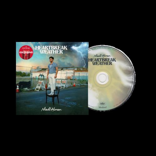 CD NIALL HORAN - HEARTBREAK WEATHER (TARGET EXCLUSIVE)