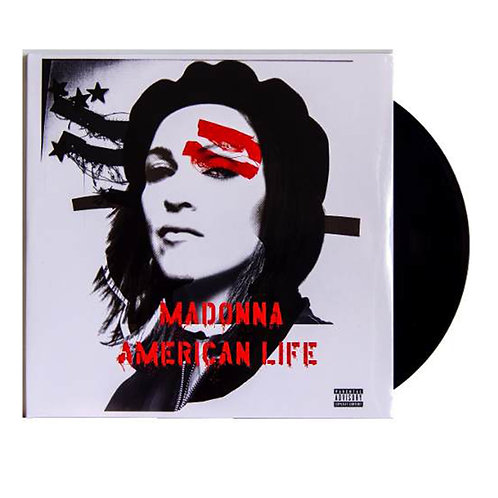 LP AMERICAN LIFE - MADONNA