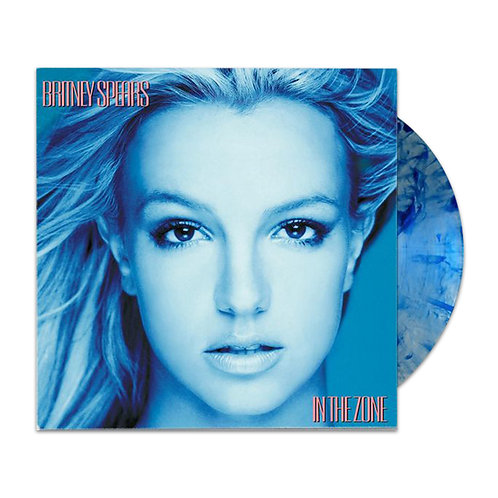 LP BRITNEY SPEARS - IN THE ZONE LIMITED