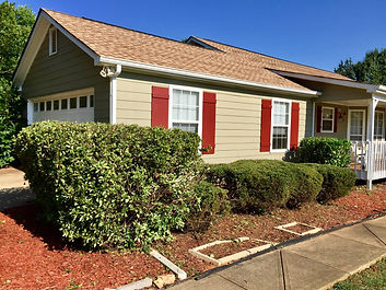 landscape designs, landscaping installation, planting flowers, plants and shrubs, McDonough Georgia,