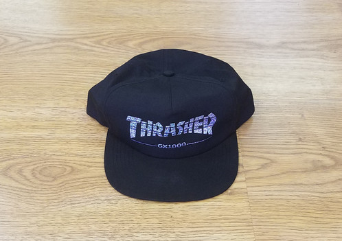 Rock this Thrasher Magazine GX1000 Snapback Hat and you won t regret it! d19f969c5