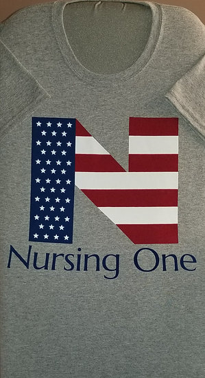Nursing One T shirt | Grey T-Shirt(Free Shipping)