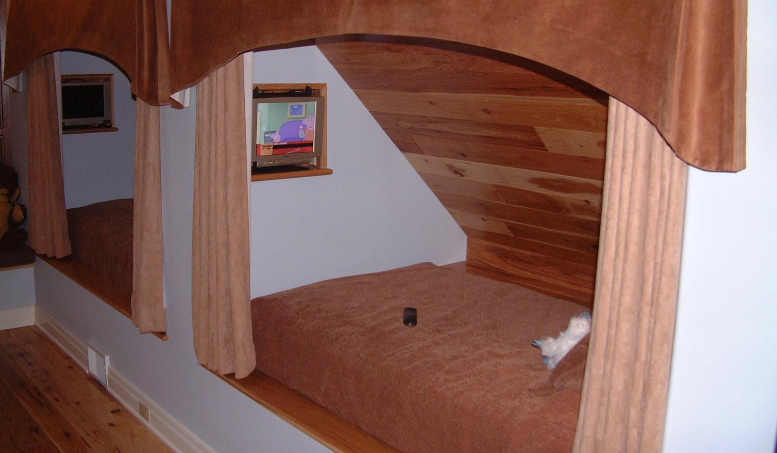 Pirate Bunk Room