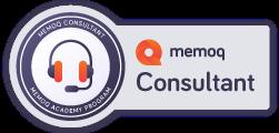 memoQ Consultant