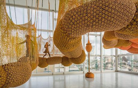 Ernesto Neto exhibit.jpeg