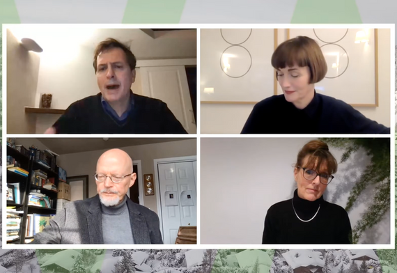 London Debate - Philippe Rahm, Clare Two
