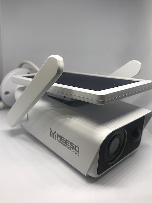 Low Power Solar Camera