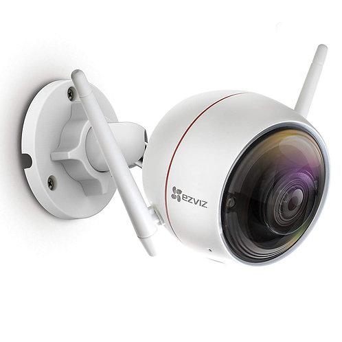 Autonomous outdoor camera