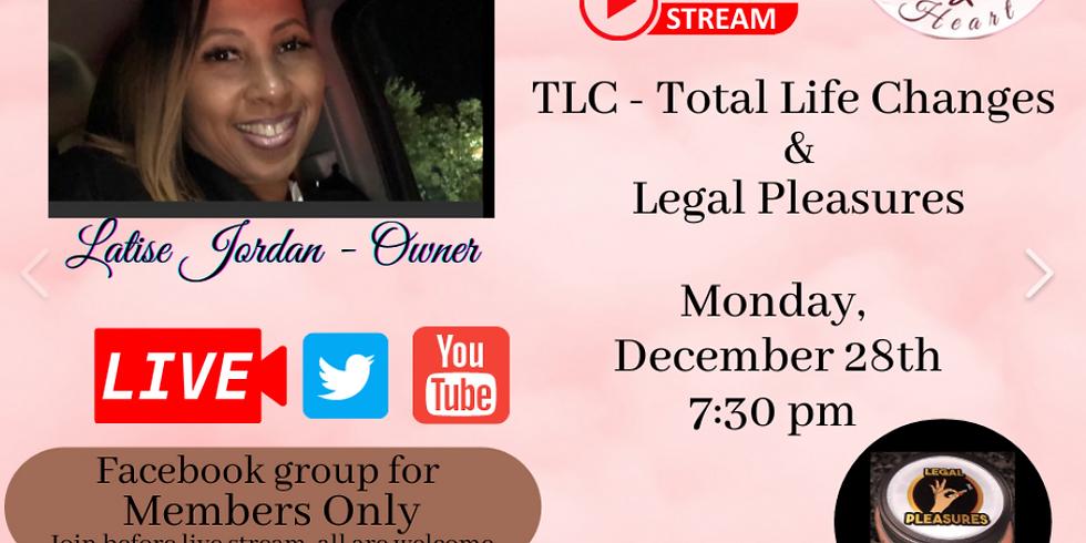 TLC / Legal Pleasures - Highlighting Women in Business