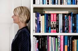 Danish writer Hanne-Vibeke Holst