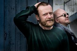Frank Hvam and Lars Hjortshøj