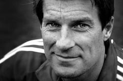Soccer legend Michael Laudrup
