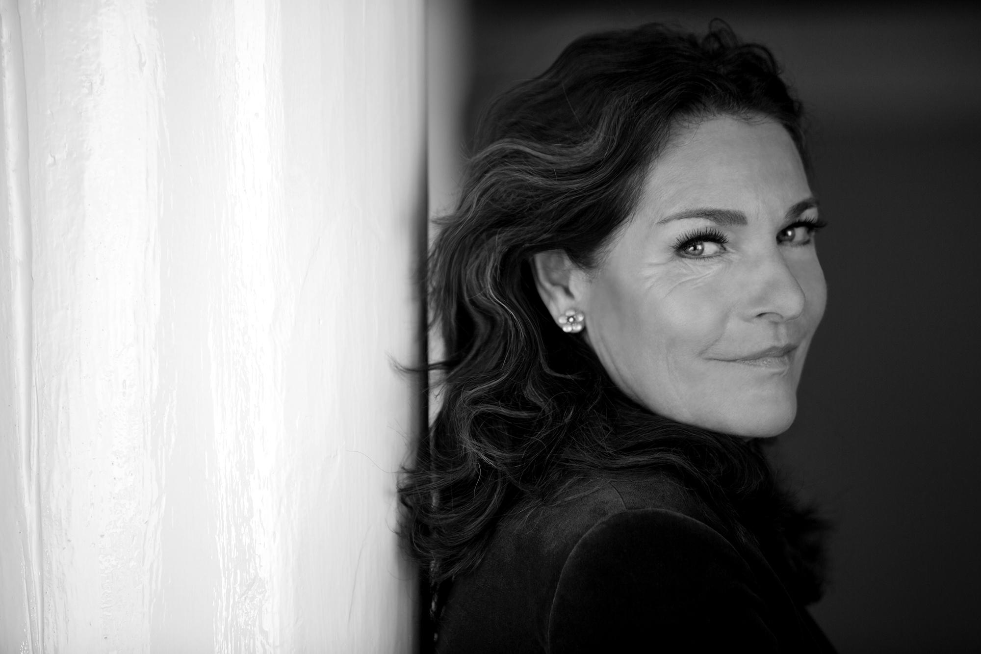 Danish singer Lis Sørensen