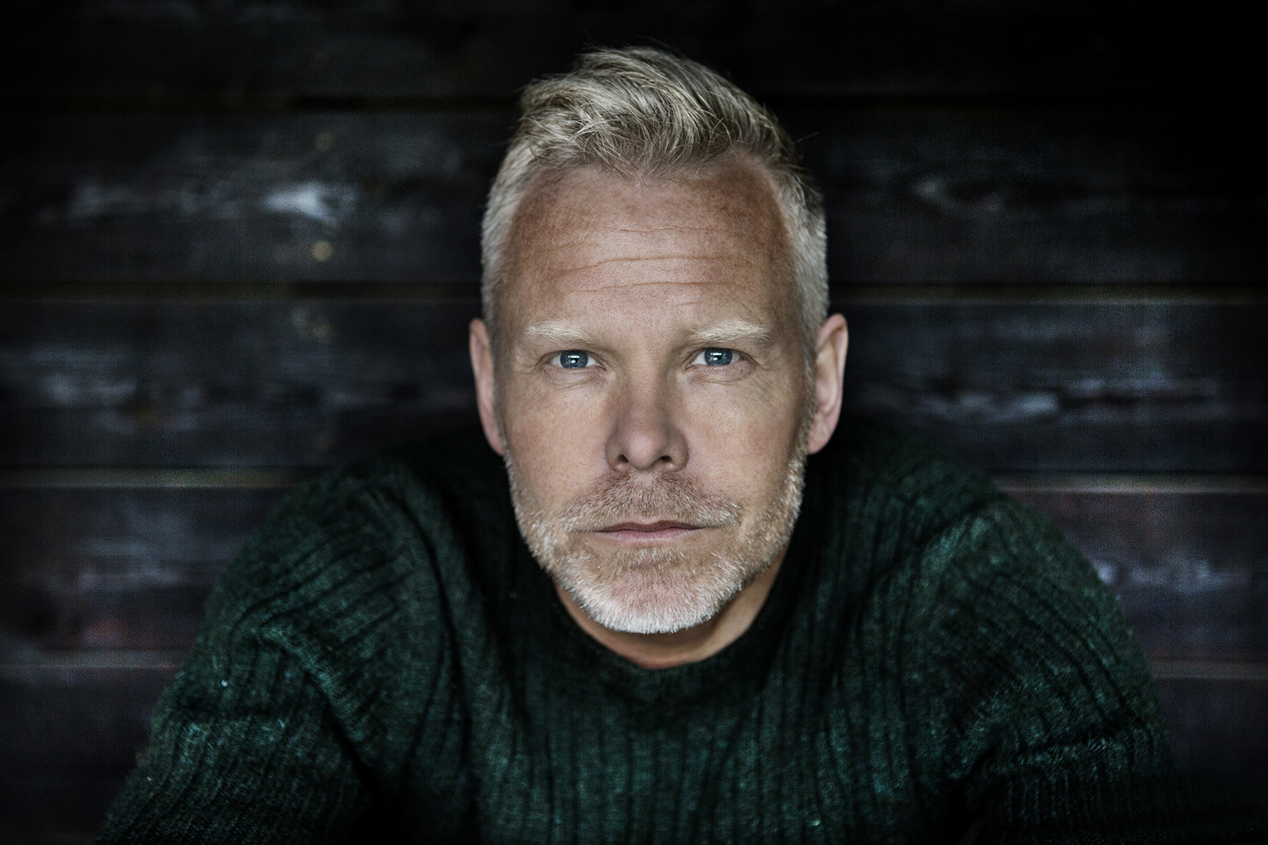 Danish actor/writer Morten Kirkskov