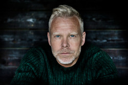 Danish actor/writer Morten Kirkskov