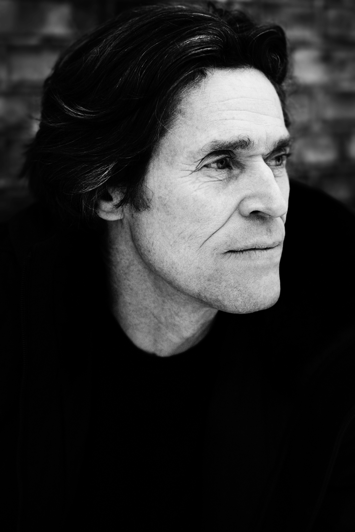 Amerian actor Willem Dafoe
