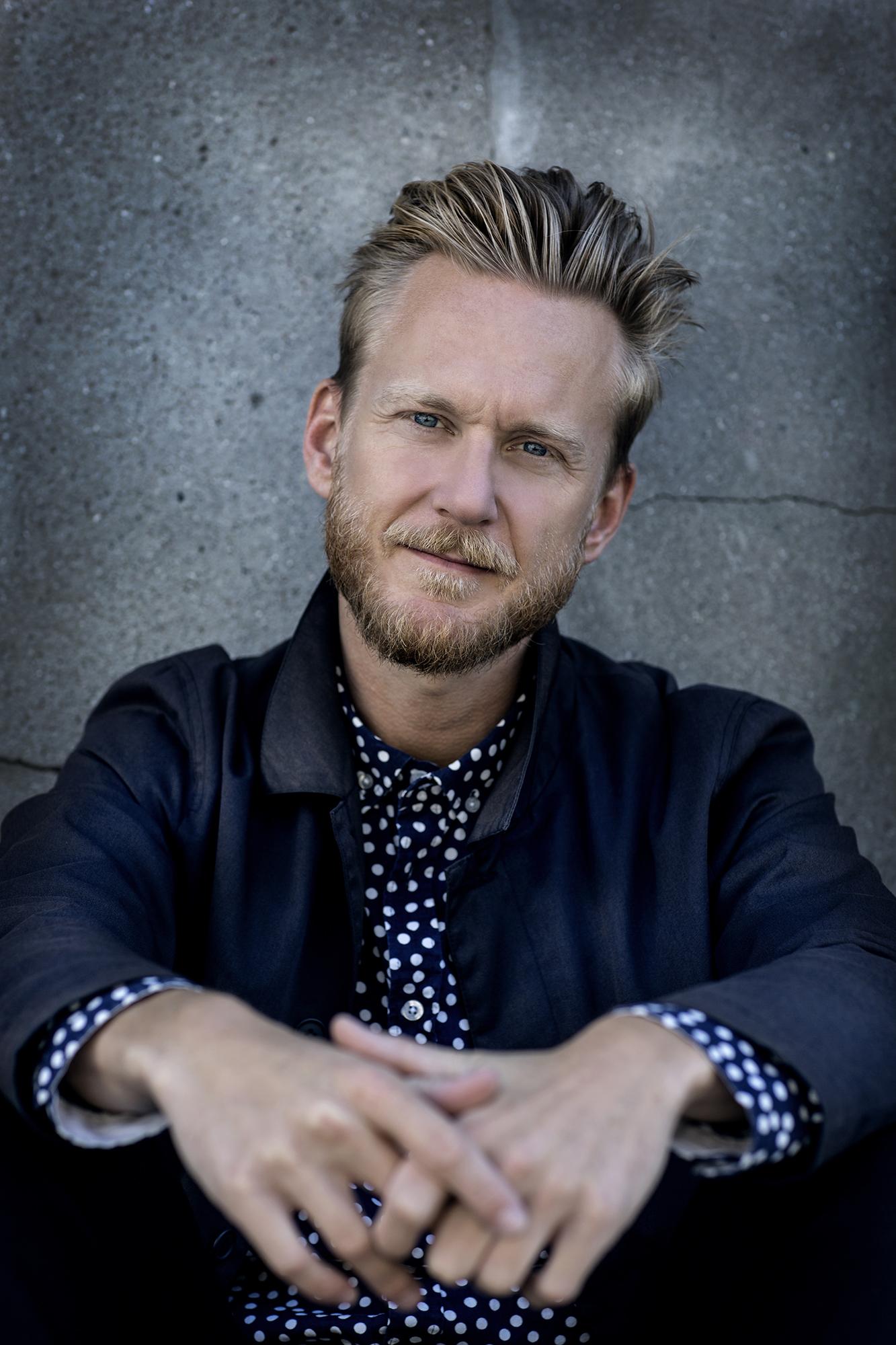 Danish comedian Huxi Bach