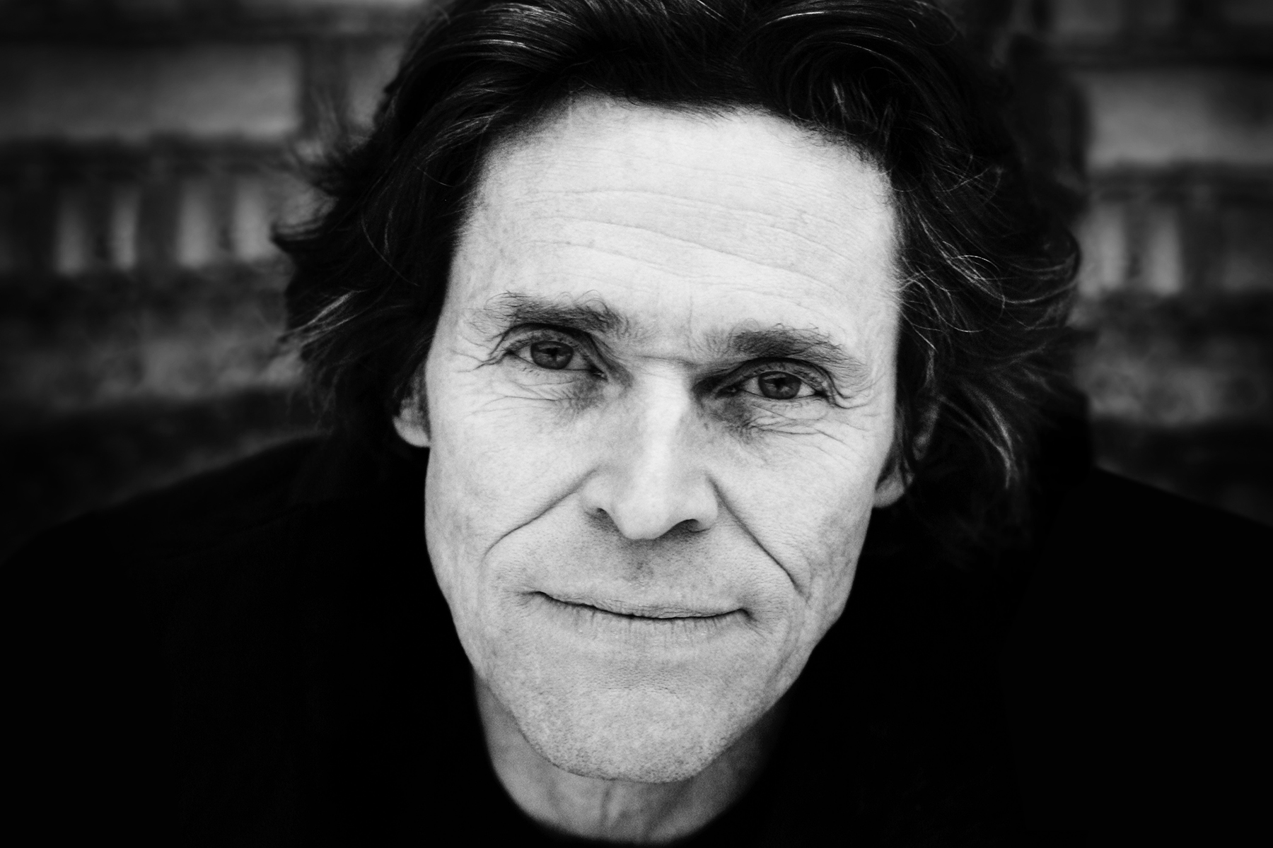 Amercian actor Willem Dafoe