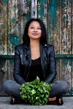 Danish/Vietnamese TV chef Anh Lê