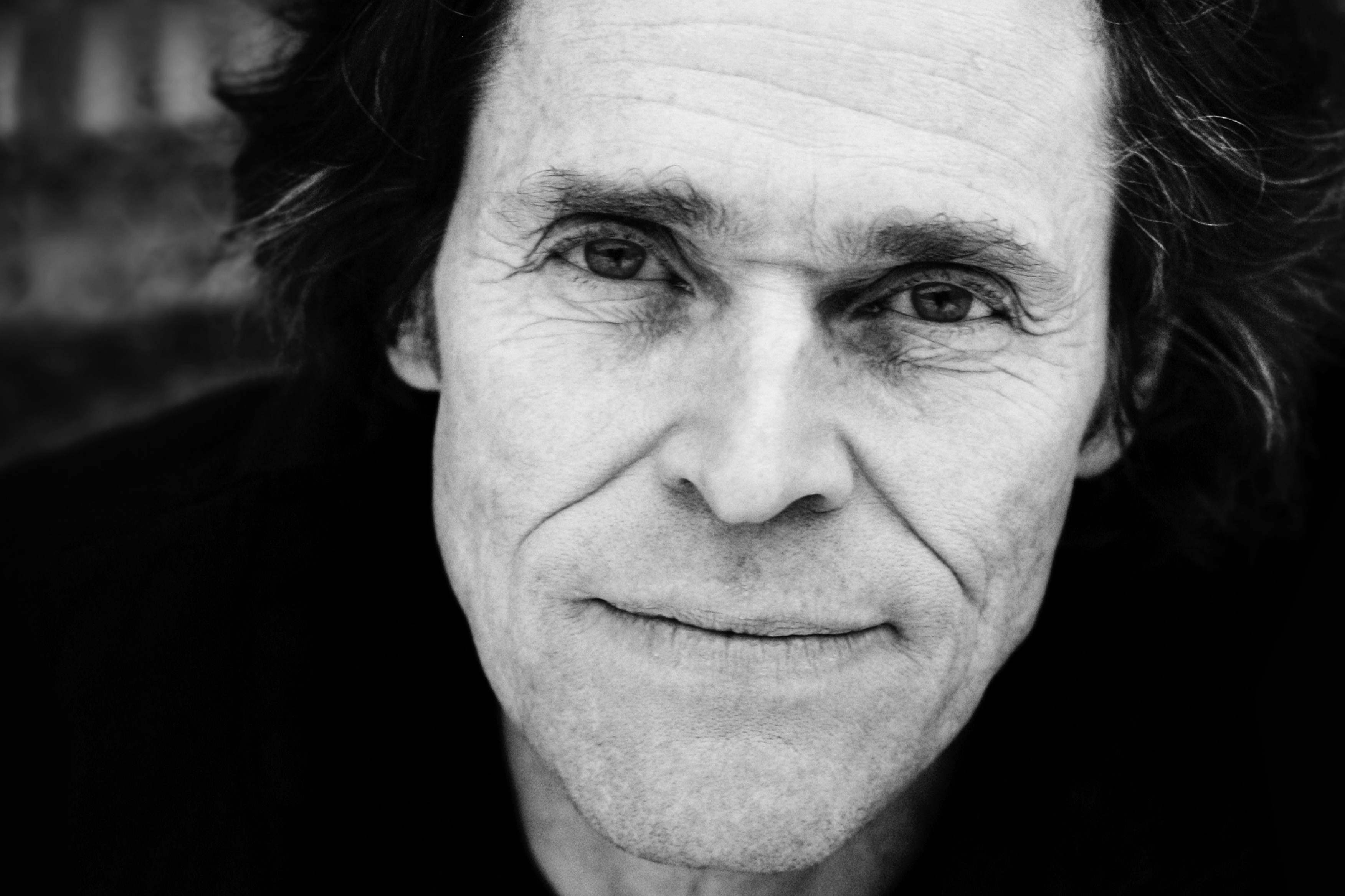 American actor Willem Dafoe