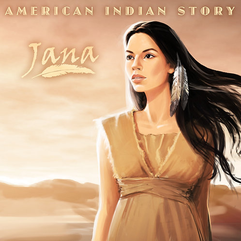 American Indian Story CD