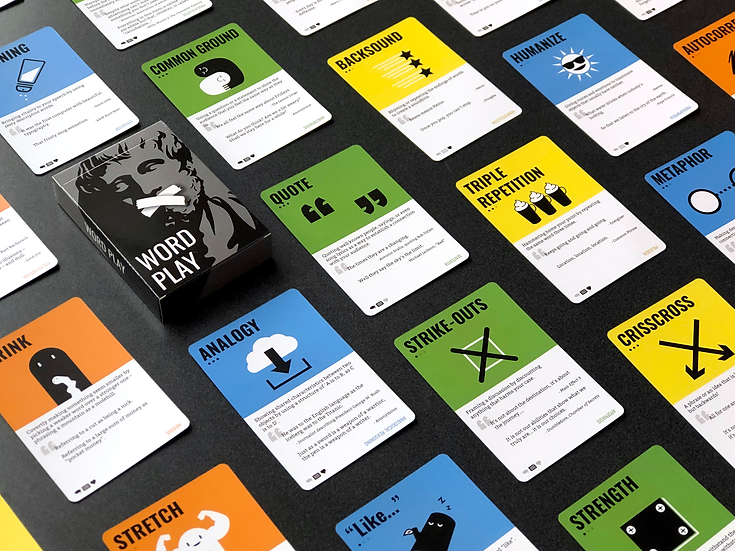 Word Play Cards