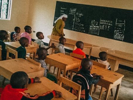 Schulstart in Chabalisa