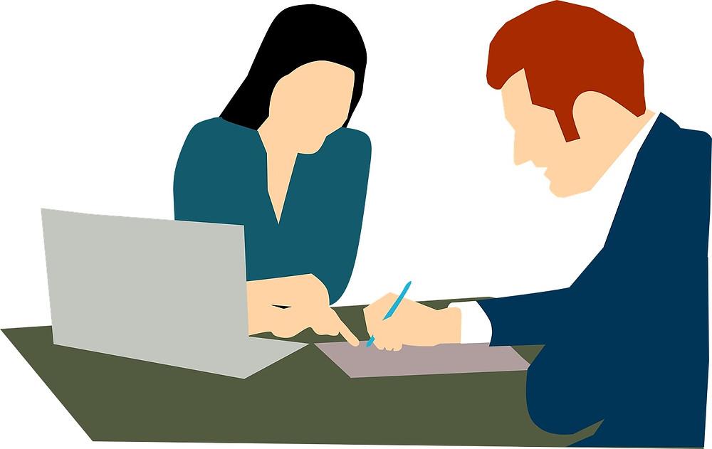 signature vente immobilière