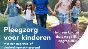 Pleegzorg voor kinderen met een migratie- of vluchtelinge