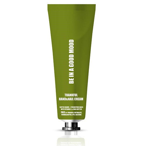BE IN A GOOD MOOD THANKFUL HAND & NAIL CREAM