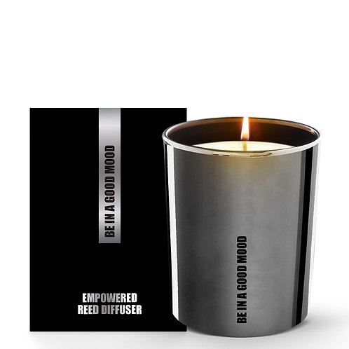 BE IN A GOOD MOOD EMPOWERED SCENTED CANDLE