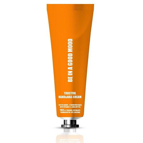 BE IN A GOOD MOOD TRUSTFUL HAND & NAIL CREAM