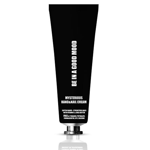 BE IN A GOOD MOOD MYSTERIOUS HAND & NAIL CREAM