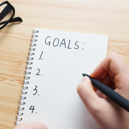 The Goal Setting Science I Use to Coach Nonprofit Professionals