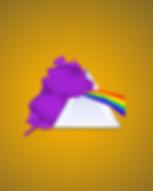 Purple Typography