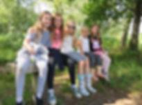 Children enjoying Guildford Walkfest - 2