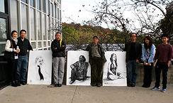 55 2011 10 邀请美院孙景波,周至禹和王玉平在威大访问交流.jpg