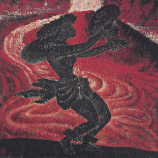 Dance of Lava