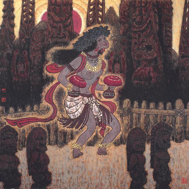 Dance of Religion