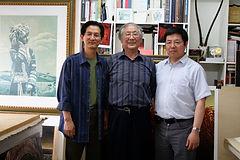 67 2013 06拜访艺术家程勉,陈超.jpg