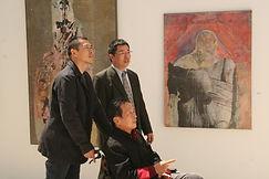 57 2012 04 邀请中国漆画大师乔十光访美.jpg